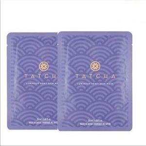 🌿TATCHA Luminous Dewy Skin Sheet Masks - Set of 2